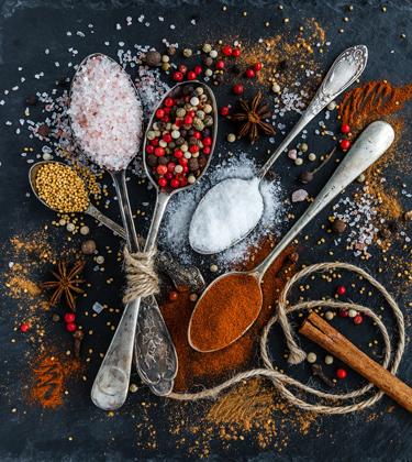 Cocina para hipertensos, reduce el uso de sal