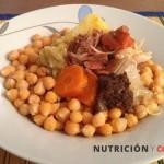 Cocido: plato típico español