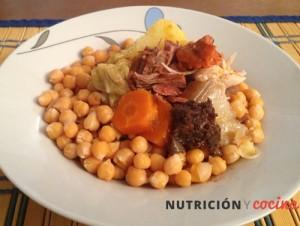 receta de cocido, recetas tradicionales españolas, cocina madrileña