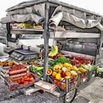 Frutas y verduras de temporada: Otoño-Invierno
