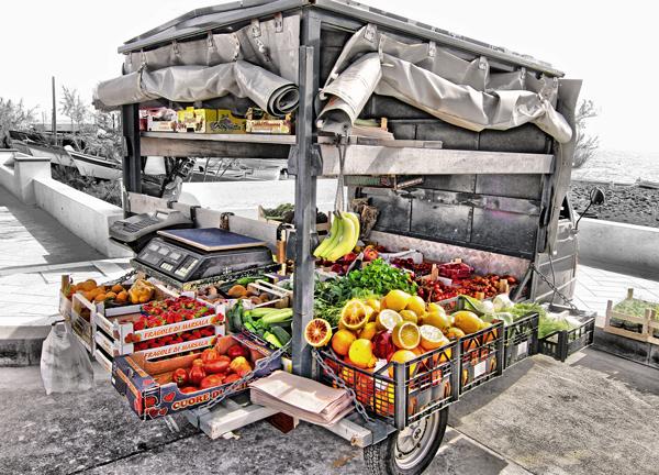 frutas y verduras de temporada, frutas y verduras de otoño invierno