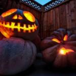 Postres para Halloween: ojos y dedos sangrientos