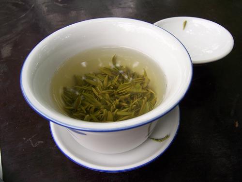 té verde, tipos de te