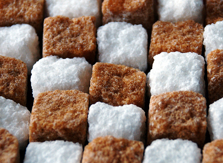 azucar añadido en los alimentos