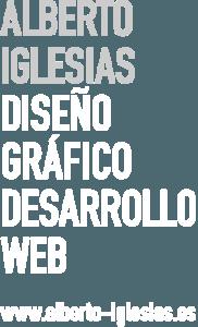 Alberto Iglesias diseño gráfico diseño desarrollo web