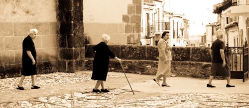 nutricion en las residencias de ancianos