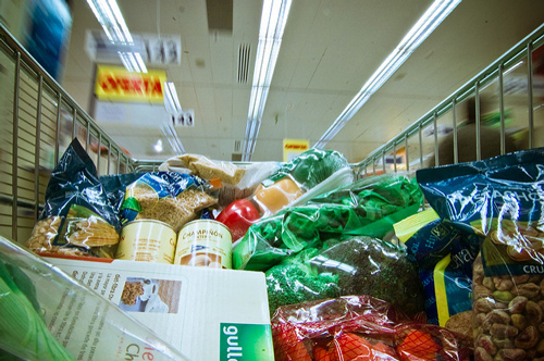 como ordenar la compra en la nevera