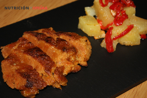 seit n con patatas y piquillos nutricion y cocina