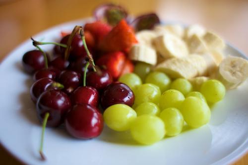 merienda saludable sana y equilibrada
