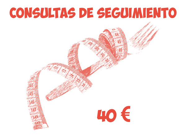 precios consulta clínica de nutrición en Madrid