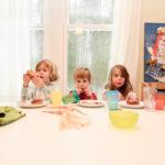 Alimentación infantil en el comedor escolar