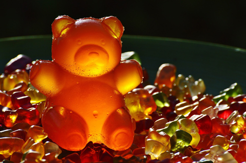 consumo de dulces en la alimentación infantil