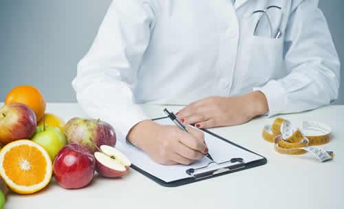 funciones del Dietista-Nutricionita en una residencia de la tercera edad