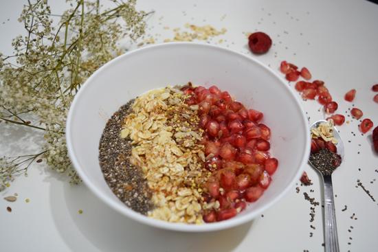 8 deliciosas recetas con granada