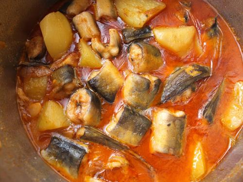 all i pebre, guisos tradicionales de españa