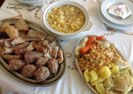 escudella catalana, guisos tradicionales de España
