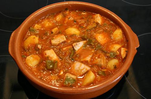 marmitako, guisos tradicionales de España