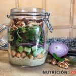 Mason Jar Salads – Ensaladas para llevar