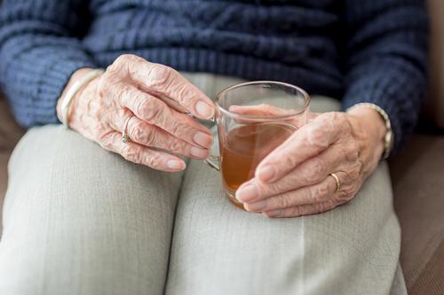 deshidratación en ancianos tercera edad