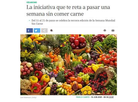 noticias y vídeos de nutrición y cocina
